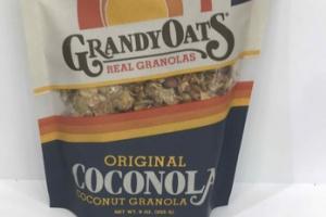 ORIGINAL COCONOLA COCONUT GRANOLA
