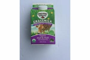 HALF & HALF ORGANIC GRASSMILK