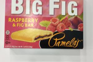 Raspberry & Fig Bar