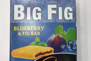 Blueberry & Fig Bar