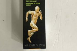 ACTIVE PAIN RELIEVING MUSCLE SPRAY