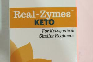 Real-zymes Keto Enzyme Supplement