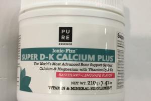 Super D-k Calcium Plus Vitamin & Mineral Supplement