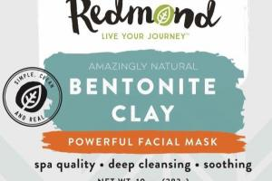 BENTONITE CLAY POWERFUL FACIAL MASK