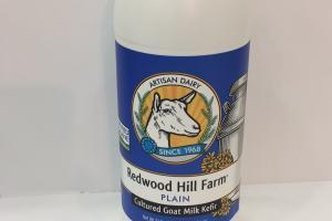Cultured Goat Milk Kefir