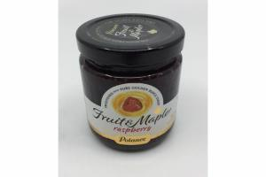 RASPBERRY PREMIUM FRUIT SPREAD SWEETENED WITH PURE GOLDEN MAPLE SYRUP