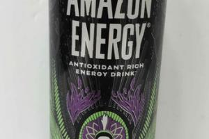 ORGANIC ACAI BERRY PASSION FRUIT ANTIOXIDANT RICH ENERGY DRINK