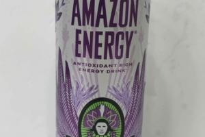 ACAI BERRY POMEGRANATE ORGANIC AMAZON ANTIOXIDANT RICH ENERGY DRINK