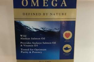 WILD ALASKAN FULL SPECTRUM OMEGA DIETARY SUPPLEMENT SOFTGELS