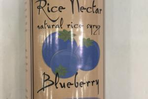 Natural Rice Nectar Syrup