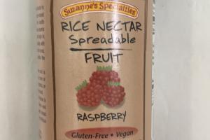 Rice Nectar Spreadable Fruit