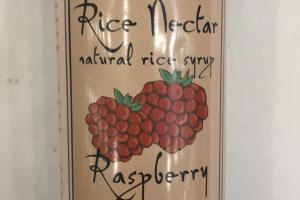 Rice Nectar Natural Rice Syrup