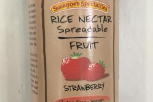 Rice Nectar Spreadable Fruit