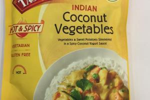 Indian Coconut Vegetables