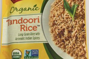 Organic Tandoori Rice