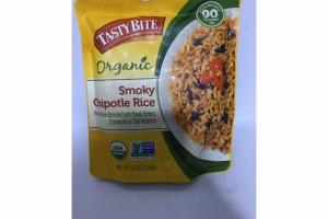 ORGANIC SMOKY CHIPOTLE RICE