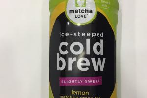 Organic Ice - Steeped Cold Brew