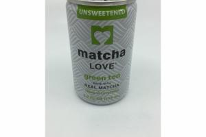 UNSWEETENED GREEN TEA REAL MATCHA