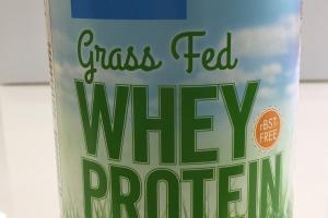 Grass Fed Whey Protein Powder