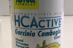 Hcactive Garcinia Cambogia Extract Dietary Supplement