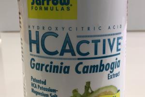 Hcactive Garcinia Cambogia Extract Dietary Supplement
