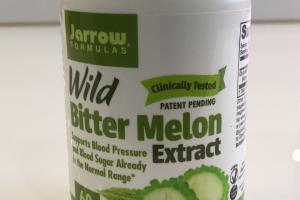Wild Bitter Melon Extract Dietary Supplement