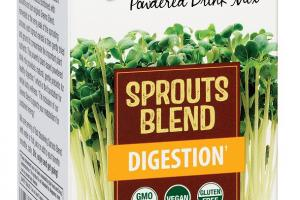 Sprouts Blend Powdered Drink Mix Nutritional Supplement