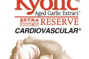 Odorless Organic Garlic Supplement