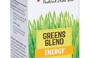 Powdered Drink Mix Nutritional Supplement