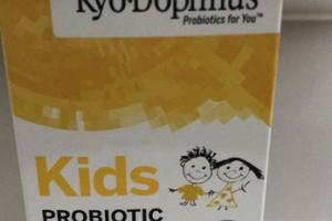 KIDS PROBIOTIC 3 STRAIN PROBIOTIC SUPPLEMENT VANILLA CHEWABLE TABLETS