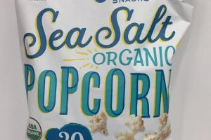 Organic Popcorn