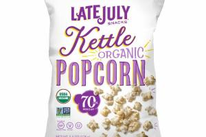 ORGANIC KETTLE POPCORN SNACKS