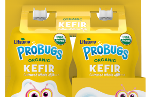 Organic Kefir Cultured Whole Milk