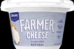 Farmer Dry Curd Cheese