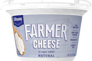 Farmer Dry Curd Cheese