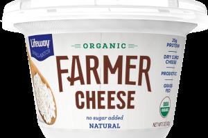 Organic Farmer Cheese
