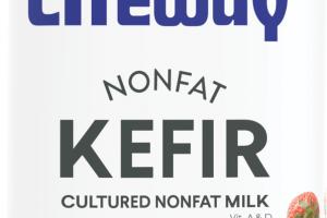 Kefir Cultured Nonfat Milk