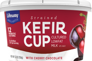 Kefir Cup Cultured Lowfat Milk