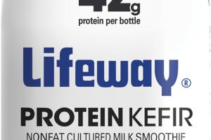 BANANA PROTEIN KEFIR NONFAT CULTURED MILK SMOOTHIE