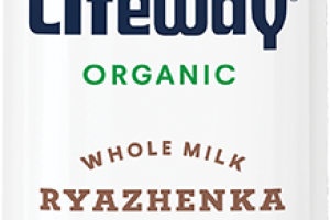 RYAZHENKA BAKED CULTURED WHOLE MILK