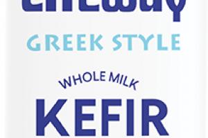 PLAIN GREEK STYLE KEFIR CULTURED MILK