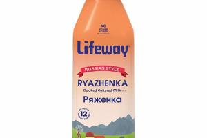 RUSSIAN STYLE RYAZHENKA COOKED CULTURED MILK