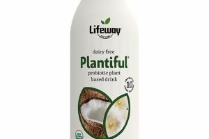 COCONUT VANILLA PROBIOTIC PLANT BASED DRINK