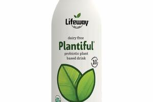 PLAIN DAIRY FREE PROBIOTIC PLANT BASED DRINK