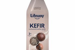 CHOCOLATE TRUFFLE CULTURED LOWFAT MILK KEFIR
