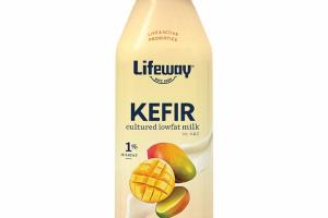 MANGO KEFIR CULTURED LOWFAT MILK