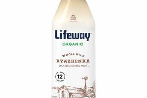 WHOLE MILK RYAZHENKA BAKED CULTURED MILK