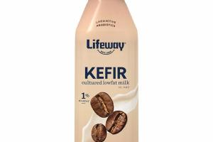 CAPPUCCINO KEFIR CULTURED LOWFAT MILK