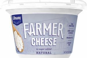 NATURAL FARMER CHEESE