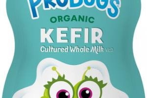 SUBLIME LIME ORGANIC KEFIR CULTURED WHOLE MILK VIT.D